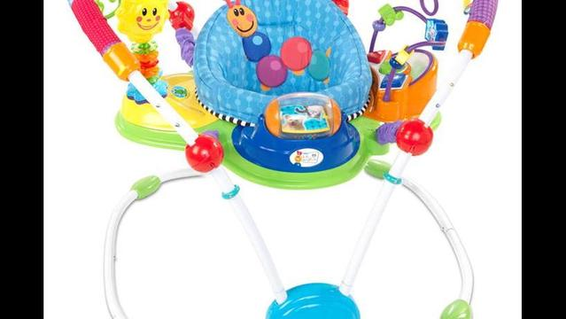 Kids II Recalls Baby Einstein Activity Jumpers