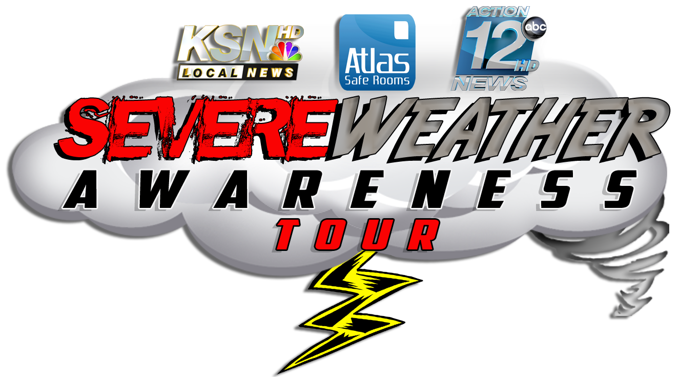 Atlas Safe Rooms, KSN, KODE, Fourstateshomepage.com Severe Weather Tour