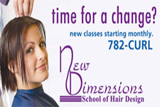 New Dimensions School of Hair Design