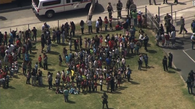 2 adults dead, 2 students critical in shooting at school