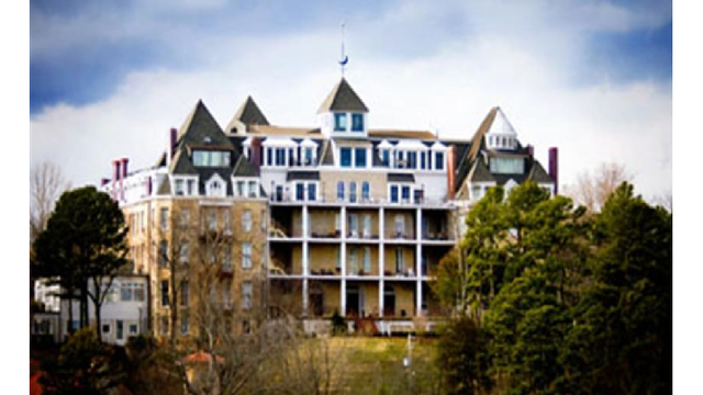 Missouri Man Dies in Fall at Crescent Hotel in Eureka Springs