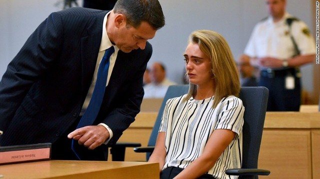 Michelle Carter, Who Texted Her Boyfriend To Kill Himself, Is Found Guilty