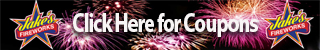 Jakes Fireworks - Coupons