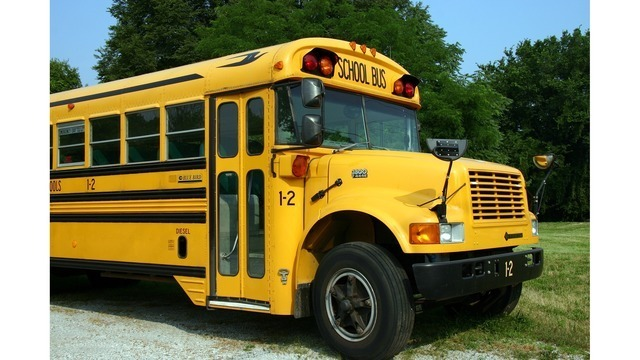 Northern Missouri girl struck by Moberly school bus