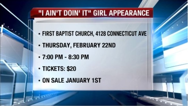 Heather Land coming to First Baptist Church in Joplin