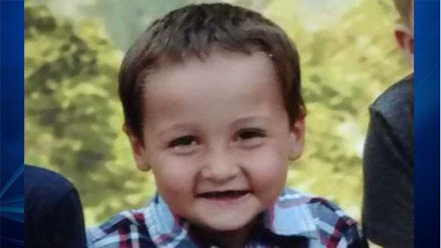 Police in Kansas still desperately searching for missing 5-year-old boy