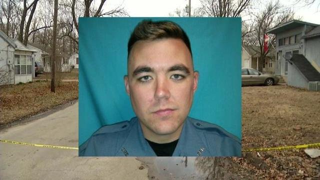 Slain Missouri police officer to be buried next week