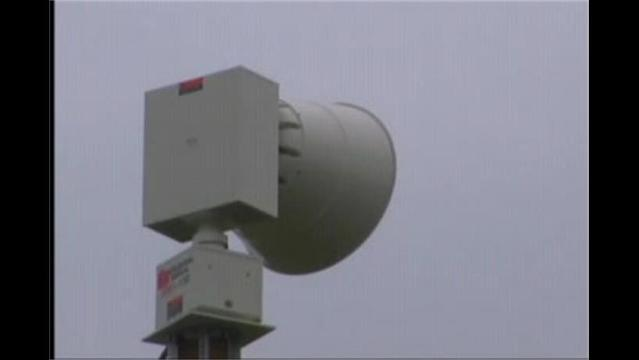 Cherokee County warns residents of non-operational storm siren