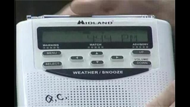 Get your weather radio programmed for free