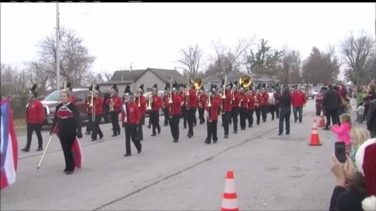 Street closures planned for Joplin Christmas Parade
