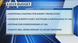 Lawrence county commissioners announce more funding for public safety