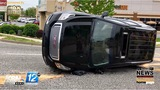 Rollovers occur in 3% of serious crashes, but rollovers are responsible for 30% of passenger deaths